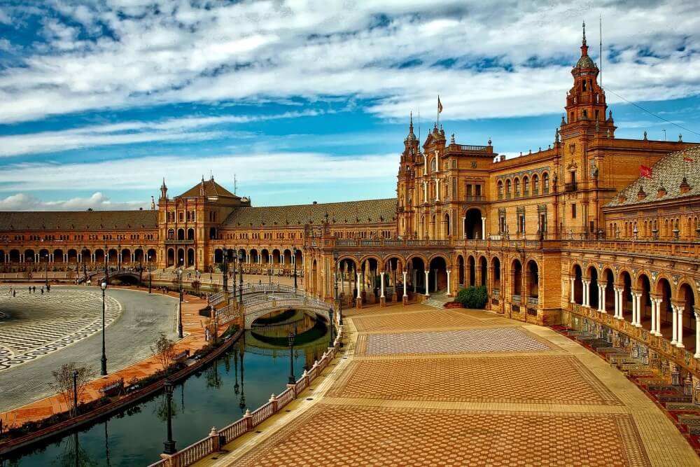 Portugal to Spain  Algarve to Seville ... the glory of southern Spain - All Local Tours